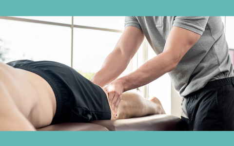 Sports-Deep Tissue Massage