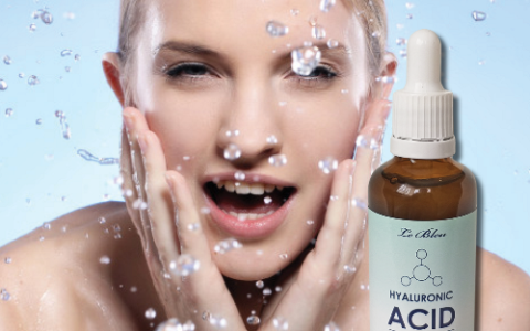 Le Bleu Hyaluronic Acid Anti-Ageing Serum