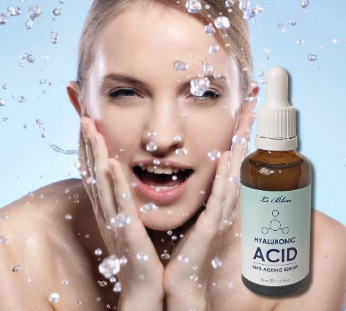 Le Bleu Hyaluronic Acid Anti-Ageing Serum