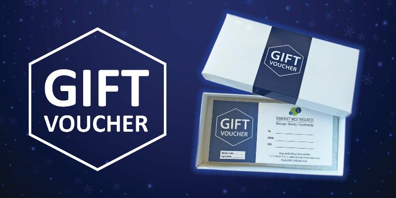 Somerset West Wellness Gift Vouchers